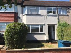 Terraced House To Let  London Middlesex HA3