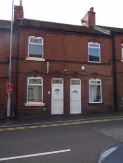 Terraced House To Let  Stoke on Trent Staffordshire ST5