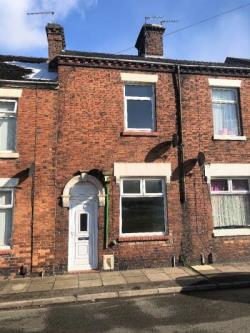 Terraced House To Let  Sandyford  Staffordshire ST6