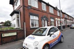 Flat To Let  Tunstall Staffordshire ST6