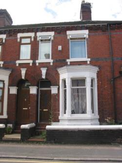 Terraced House To Let  Stoke-on-Trent Staffordshire ST1