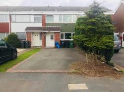 Terraced House To Let  Nuneaton Warwickshire CV10