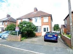 Semi Detached House For Sale Southfields Rugby Warwickshire CV22