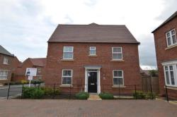 Semi Detached House For Sale Coton Meadows Rugby Warwickshire CV23