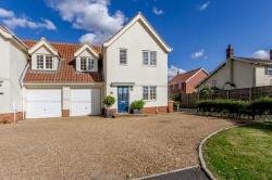 Detached House For Sale  Norwich Norfolk NR16
