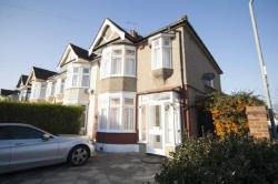 End Terrace House To Let  Ilford Essex IG3