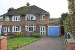 Semi Detached House For Sale  Rugby Warwickshire CV21