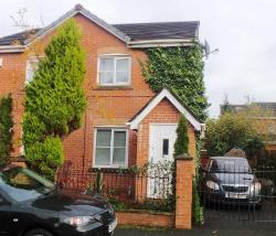 Semi Detached House To Let  Manchester Greater Manchester M40