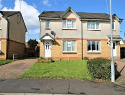 Semi Detached House To Let  Stewarton Ayrshire KA3