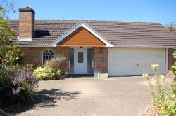 Detached Bungalow For Sale  Taunton Somerset TA2