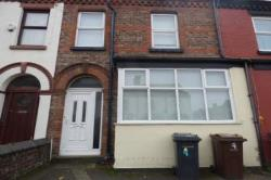 Terraced House To Let   Merseyside L23