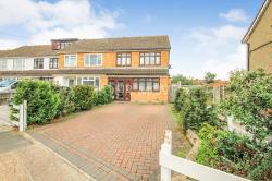 Semi Detached House For Sale Romford Essex  Essex RM3