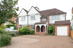Semi Detached House For Sale Riverhead Sevenoaks Kent TN13