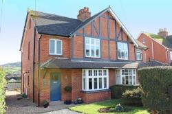 Semi Detached House For Sale Sidford Sidmouth Devon EX10