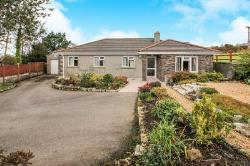Detached Bungalow For Sale St. Dennis St. Austell Cornwall PL26