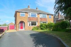 Semi Detached House For Sale Gnosall Stafford Staffordshire ST20