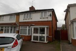 Semi Detached House To Let Stechford Birmingham West Midlands B33