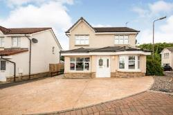 Detached House For Sale Tullibody Clackmannanshire Clackmannanshire FK10