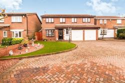 Detached House For Sale Blakeney Wood Sunderland Tyne and Wear SR3