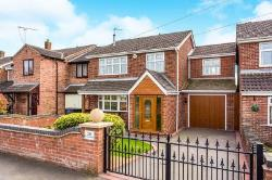Detached House For Sale Linton Swadlincote Leicestershire DE12