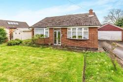 Detached Bungalow For Sale Overseal Swadlincote Leicestershire DE12