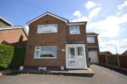 Detached House For Sale Newhall Swadlincote Derbyshire DE11