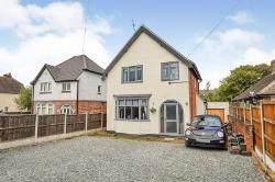 Detached House For Sale Woodville Swadlincote Derbyshire DE11