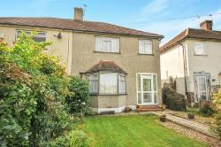 Semi Detached House For Sale Hextable SWANLEY Kent BR8