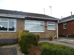 Semi - Detached Bungalow To Let Packmoor Stoke-on-trent Staffordshire ST6