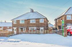 Semi Detached House For Sale Bradwell Newcastle Staffordshire ST5