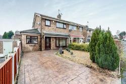 Semi Detached House For Sale Tyldesley Manchester Greater Manchester M29