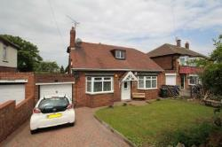 Detached Bungalow For Sale  Newcastle upon Tyne Tyne and Wear NE7
