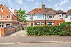 Semi Detached House For Sale Watford Hertfordshire Hertfordshire WD24