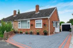Semi - Detached Bungalow To Let Wellington Telford Shropshire TF1