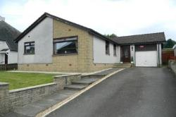 Detached Bungalow For Sale  Shotts Lanarkshire ML7
