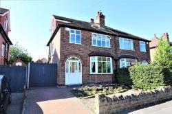 Semi Detached House For Sale Nottingham Nottinghamshire Nottinghamshire NG8
