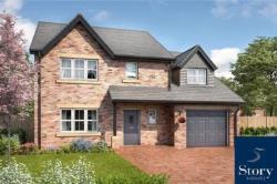 Detached House For Sale Stainburn Workington Cumbria CA14
