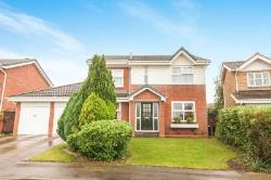 Detached House For Sale Ingleby Barwick Stockton-On-Tees Cleveland TS17