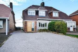 Semi Detached House For Sale Stretton Alfreton Derbyshire DE55