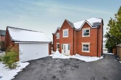 Detached House For Sale Stretton Alfreton Derbyshire DE55