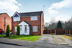 Semi Detached House For Sale South Normanton Alfreton Derbyshire DE55