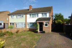 Semi Detached House For Sale Putnoe Bedford Bedfordshire MK41