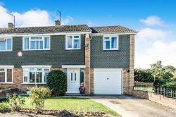 Semi Detached House For Sale Brickhill Bedford Bedfordshire MK41