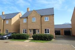 Detached House For Sale  Blunham Bedfordshire MK44