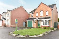 Detached House For Sale Stretton Burton-On-Trent Staffordshire DE13