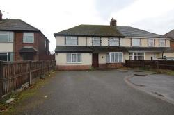 Semi Detached House For Sale Branston Burton-On-Trent Staffordshire DE14