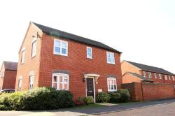 Detached House For Sale  Burton-on-Trent Staffordshire DE14