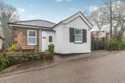 Detached Bungalow For Sale Troon Camborne Cornwall TR14