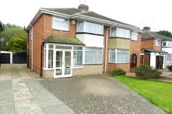 Semi Detached House For Sale Kingshurst Birmingham West Midlands B37