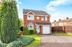 Detached House For Sale Hugglescote Coalville Leicestershire LE67